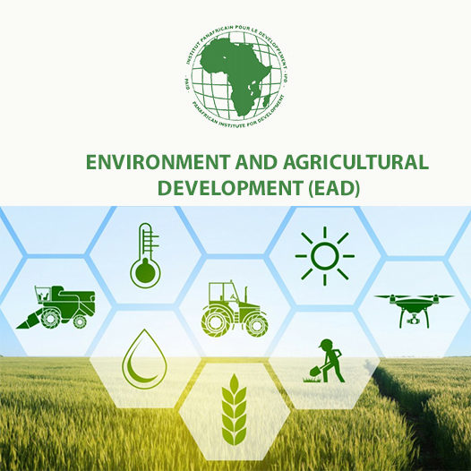 BSc. ENVIRONMENT AND AGRICULTURAL DEVELOPMENT (EAD)