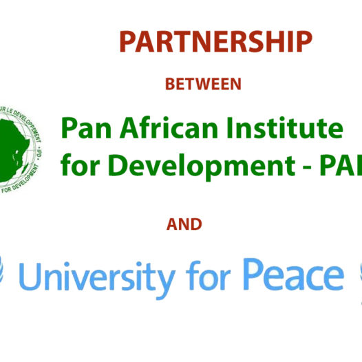 The PAN AFRICAN INSTITUTE FOR DEVELOPMENT (PAID) & THE UNITED NATIONS UNIVERSITY FOR PEACE (UPEACE) PARTNERSHIP